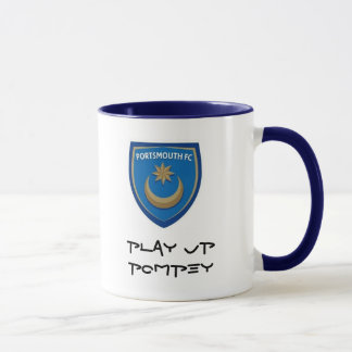 Play Up Pompey Mug