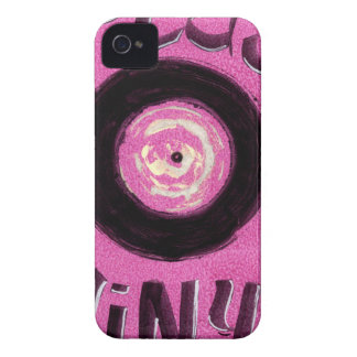 Play Vinyl iPhone 4 Case-Mate Cases