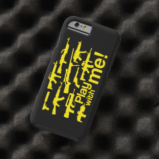 Play with me! tough iPhone 6 case