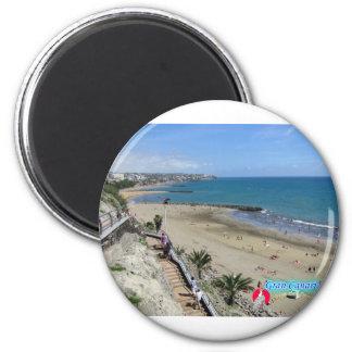 Playa del Ingles Fridge Magnet