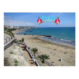 Playa del Ingles Postcard