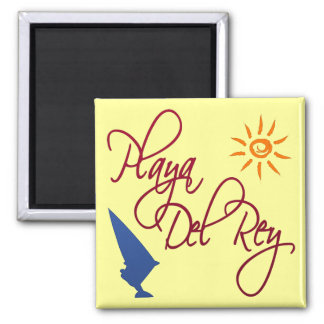 Playa Del Rey Magnet