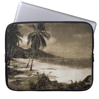 Playa Los Caballos Antique Computer Sleeves