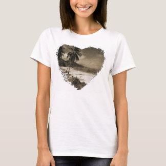 Playa Los Caballos Antique T-Shirt