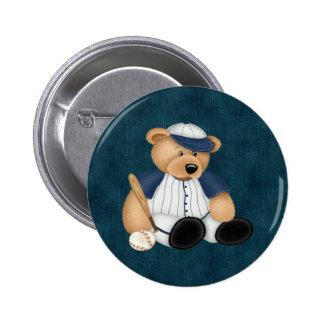 Playball Baseball Buttons
