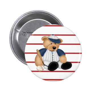 Playball Baseball Pinback Buttons