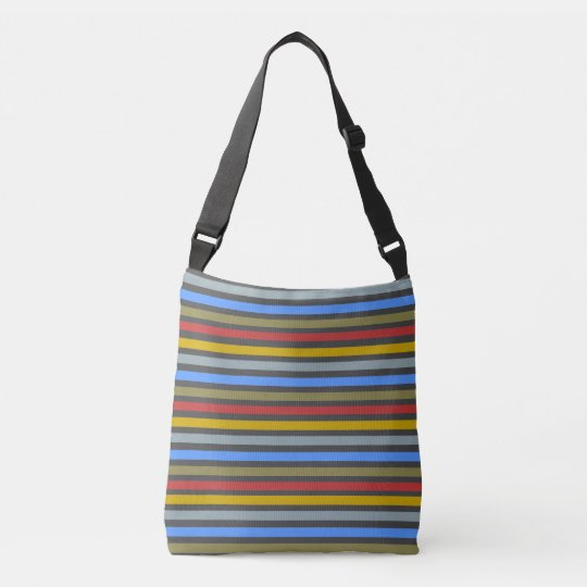 Playbow / Custom All-Over-Print Cross Body Bag