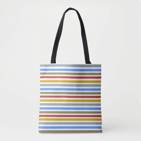 Playbow / Custom All-Over-Print Tote Bag