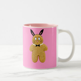 playboy bunny gingerbread woman mug