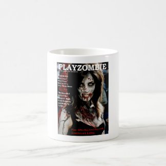 Playboy Zombie Spoof Mug