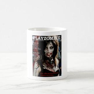 Playboy Zombie Spoof Mug