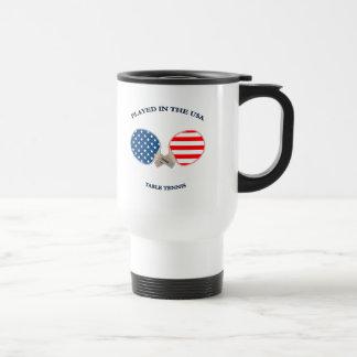 Played in USA Table Tennis Coffee Mug