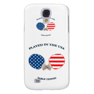 Played in USA Table Tennis Samsung Galaxy S4 Cover