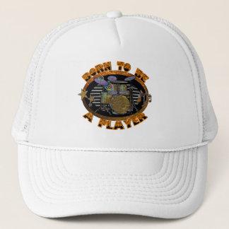Player Drums ID281 Trucker Hat