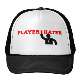 Player Hater Trucker Hats