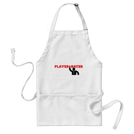 Player Hater Apron