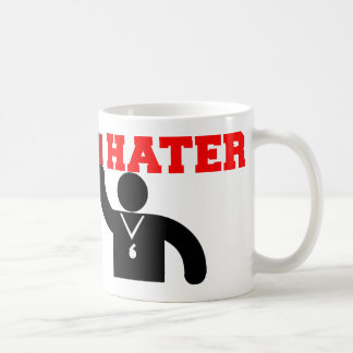Player Hater Basic White Mug