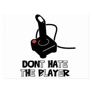 Player Postcard