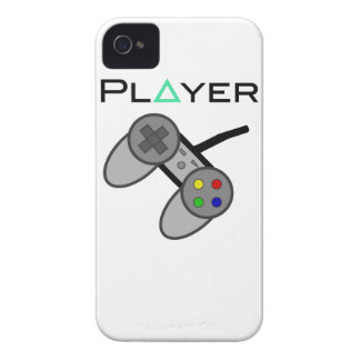 Player Remote iPhone 4 Covers