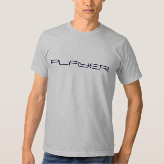 PLAYER T SHIRTS