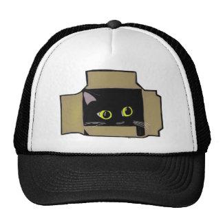 Playful Cat Trucker Hat