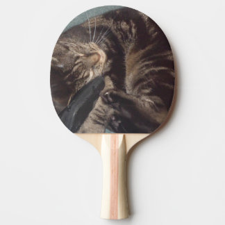 Playful Dave Ping Pong (Table Tennis) Paddle