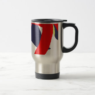 Playful design by Moma Stainless Steel Travel Mug