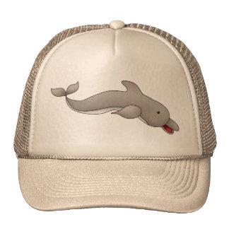 Playful Dolphin Cap