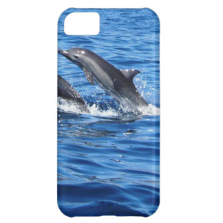 Playful Dolphins iPhone 5C Case