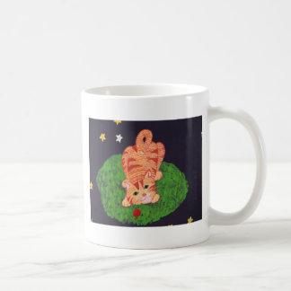 Playful Ginger Kitten Mug