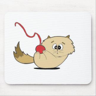Playful Kitten Mousepad