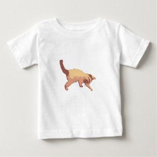 Playful kitten t shirts