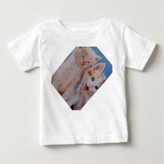 playful kittens baby T-Shirt