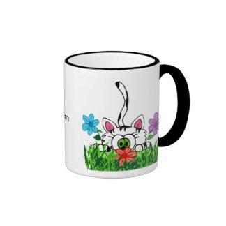 Playful kitty Mug