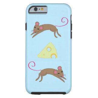 Playful mice tough iPhone 6 case