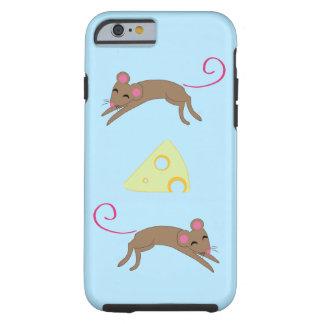 Playful mice tough iPhone 6 case