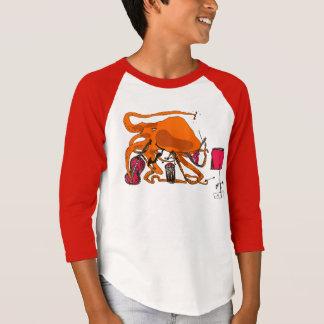 playful octopus T-Shirt