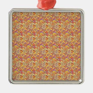Playful Paisley Ornament