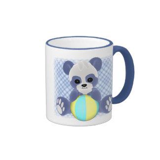 Playful Panda Baby Boy Mug 2