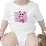 Playful Panda Girl T-Shirt