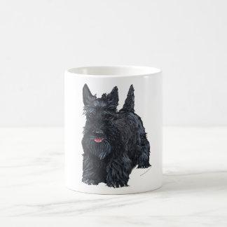 Playful Scottish Terrier Coffee Mug
