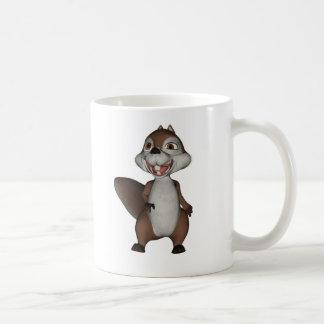 Playful Squirrel Mug