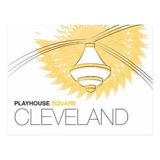 Playhouse Square Cleveland Postcard