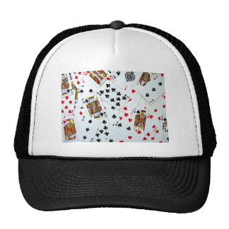 Playing Card games Cap