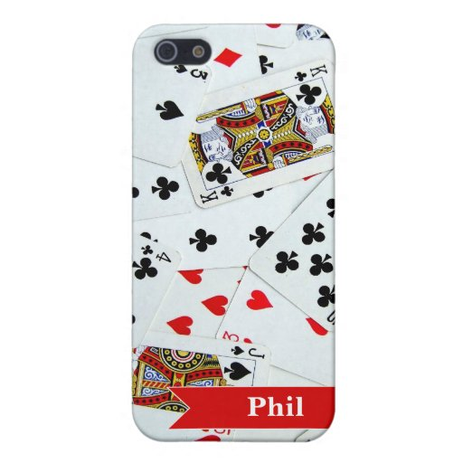 Playing Card games iPhone 5 Case