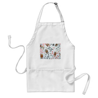 Playing Card games Standard Apron
