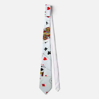 Playing Card games Tie