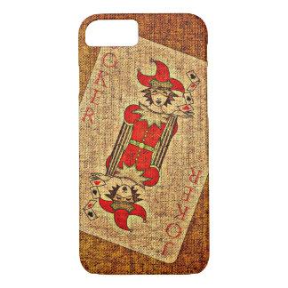 Playing Card Joker iPhone 7 case