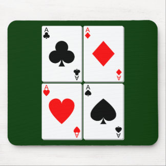 Playing Card Mousepad