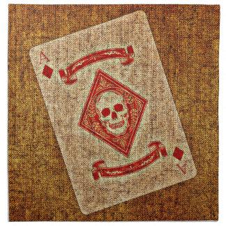 Playing Card Napkin